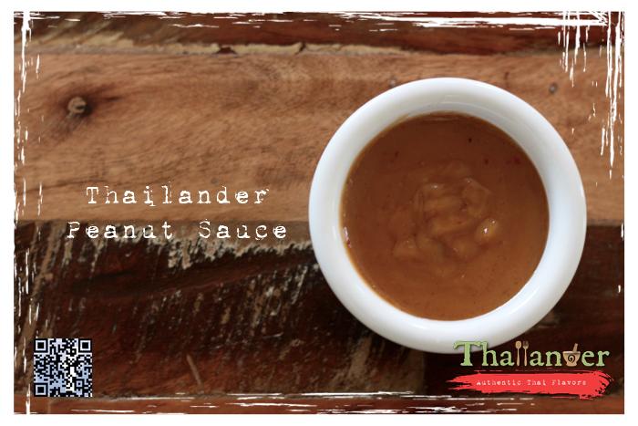 Thailander Peanut Sauce