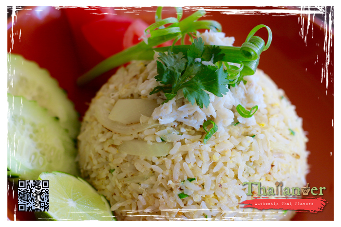 Thailander Crab Fried Rice