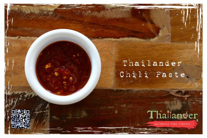 Thailander Thai Chili Paste