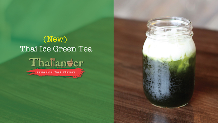 Thailander Thai Ice Green Tea