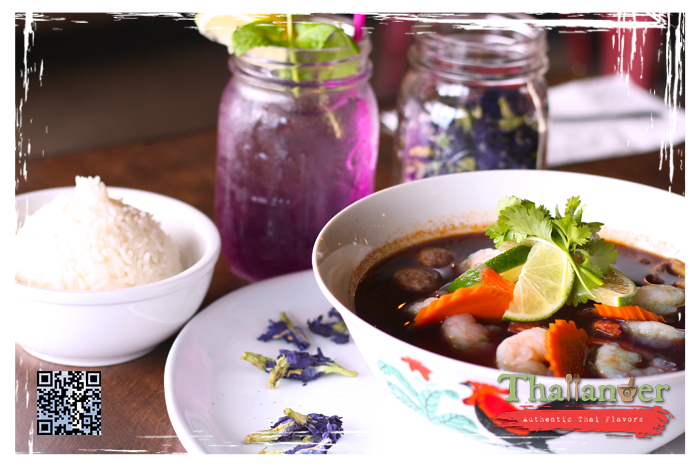 Thailander Dok Anchan Soup