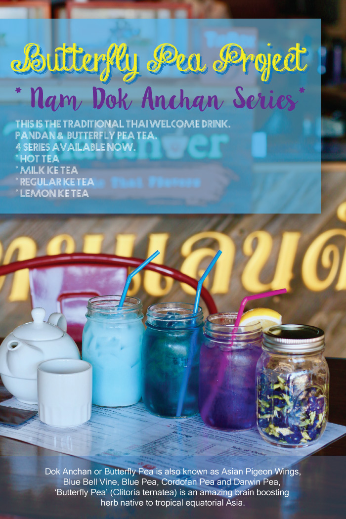 Thailander Nam Dok Anchan Tea