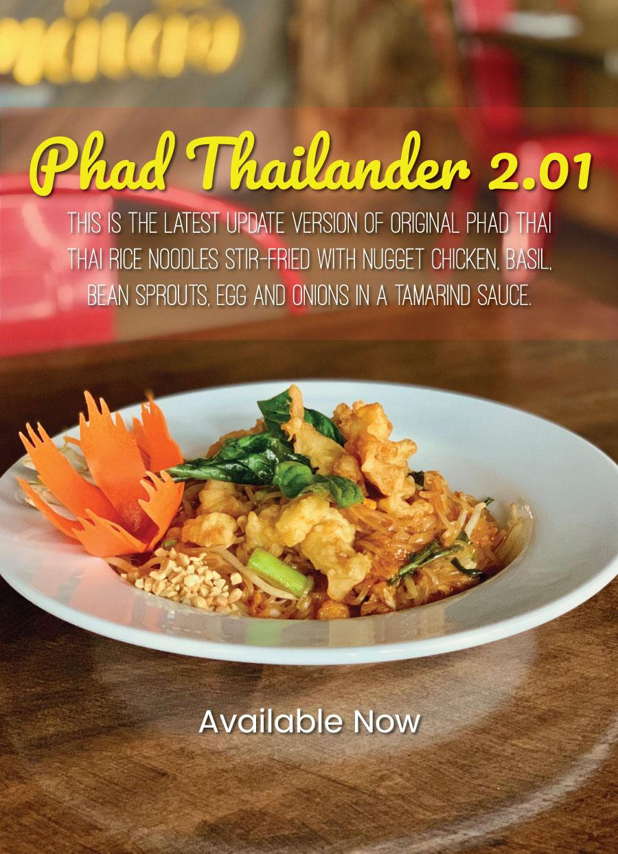 Phad Thailander 2.01