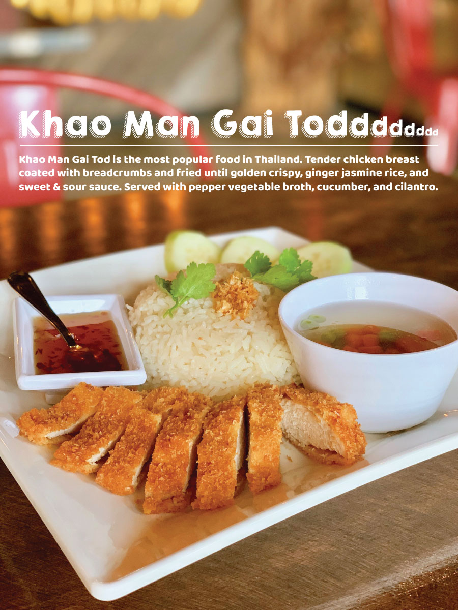 Khao Man Gai Tod