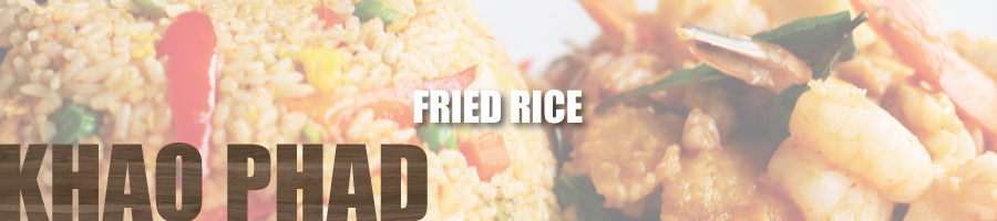 Thailander Fried Rice