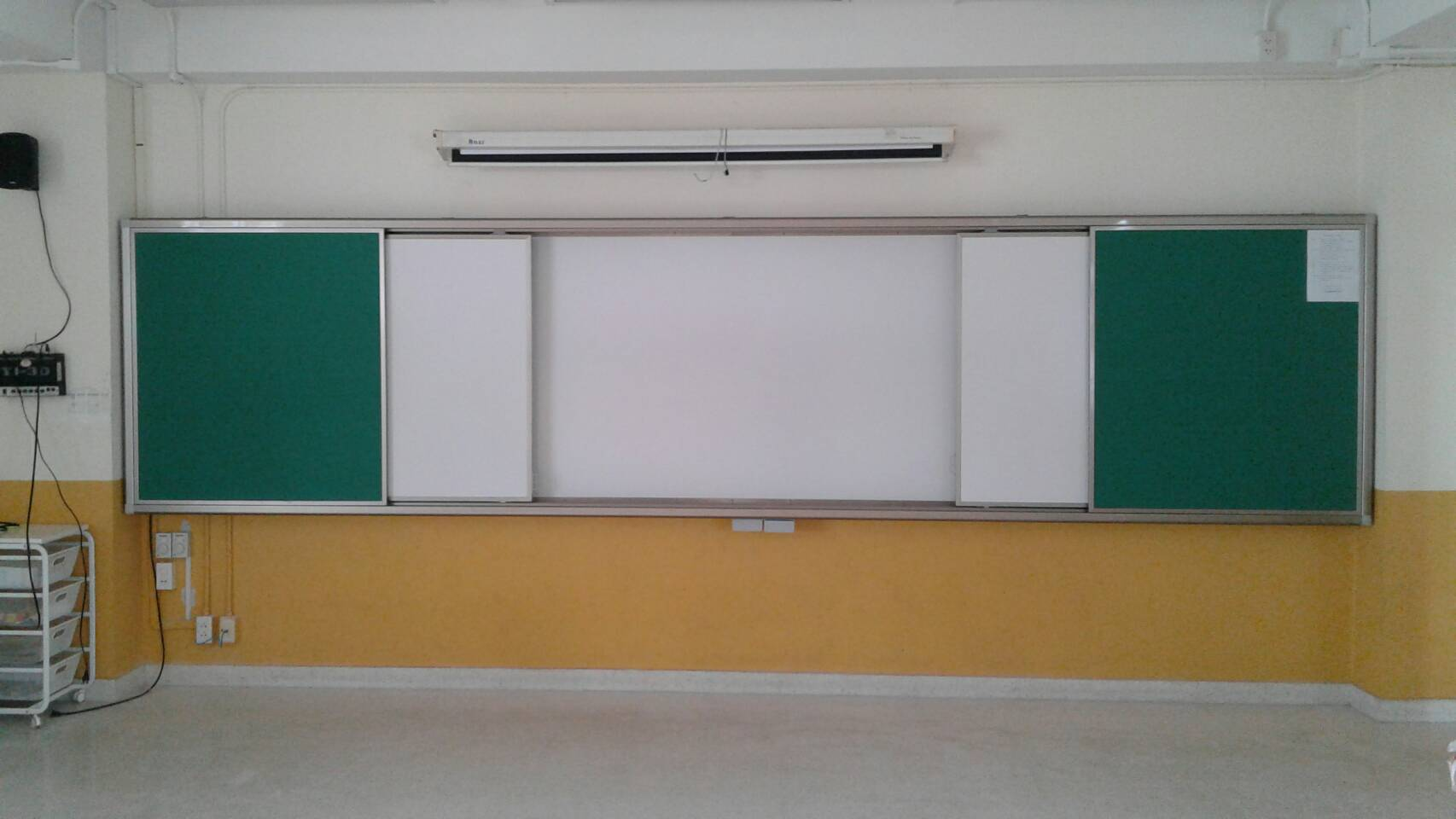 Multipurpose Board for School