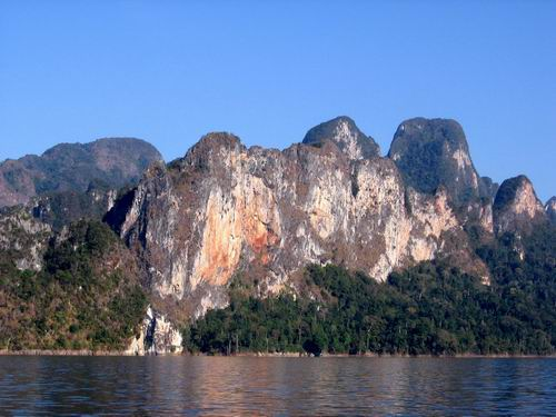 เทือกเขาหินปูน