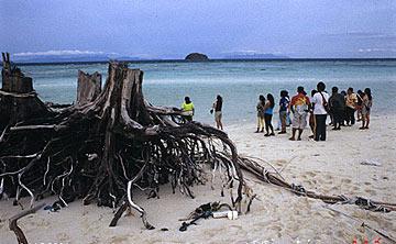 หมู่เกาะตะรุเตา