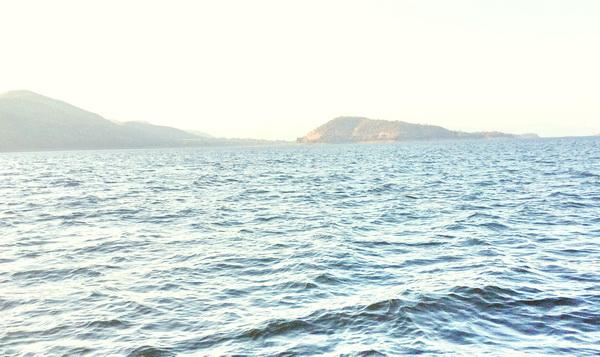 ไม่ใช่ทะเล แต่เป็นทะเลสาปที่ เขื่อนศรีนครินทร์