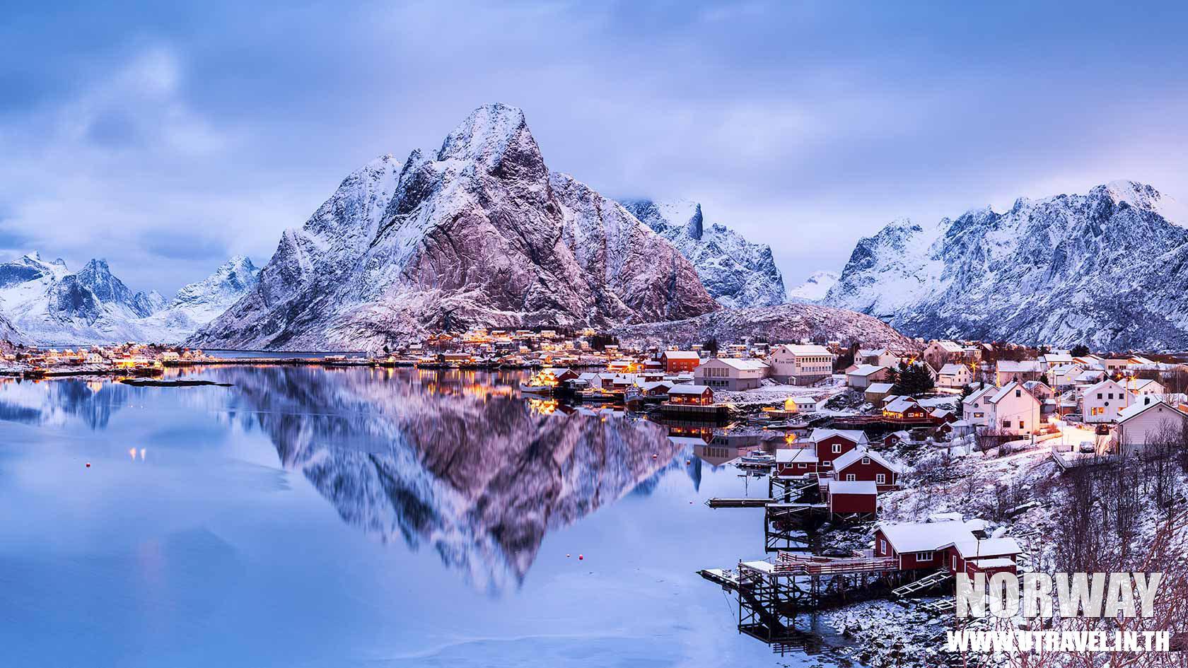 ทัวร์ขั้วโลกเหนือ อาร์คติค เอ็กซ์พิดิชั่น 18 วัน