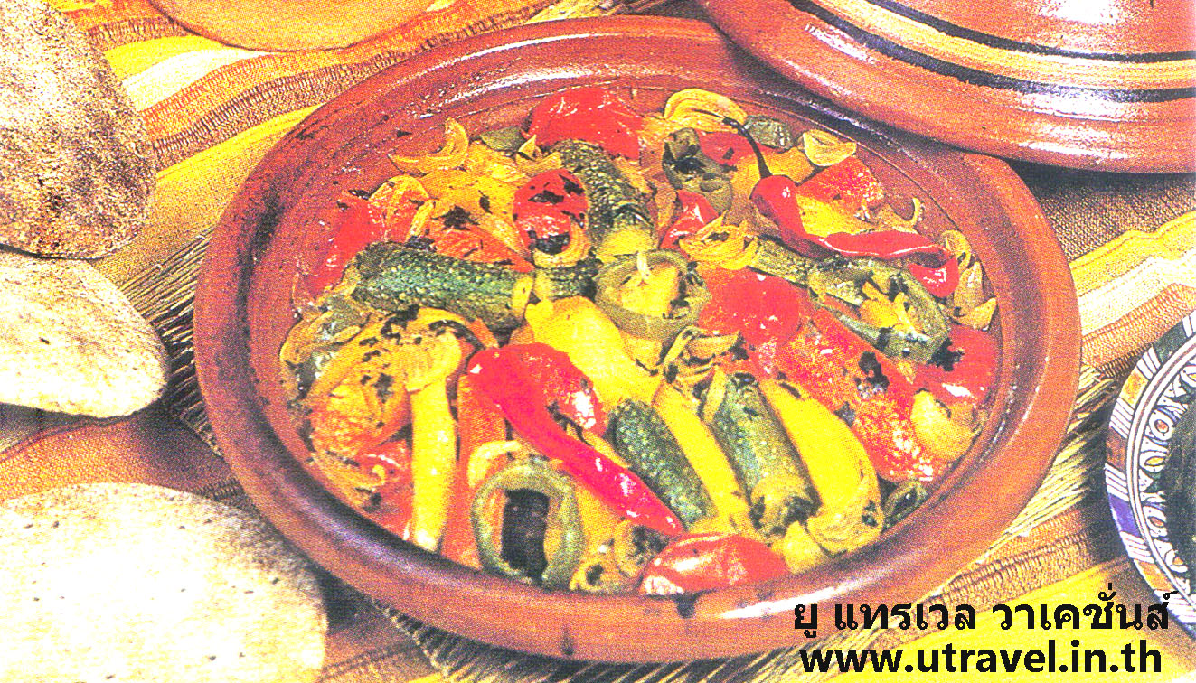 food morocco