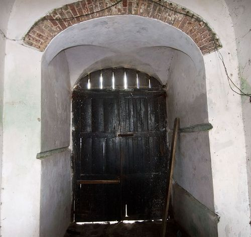 Cape Coast Castle's Door