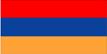 ธงชาติ อาร์เมเนีย Armenia