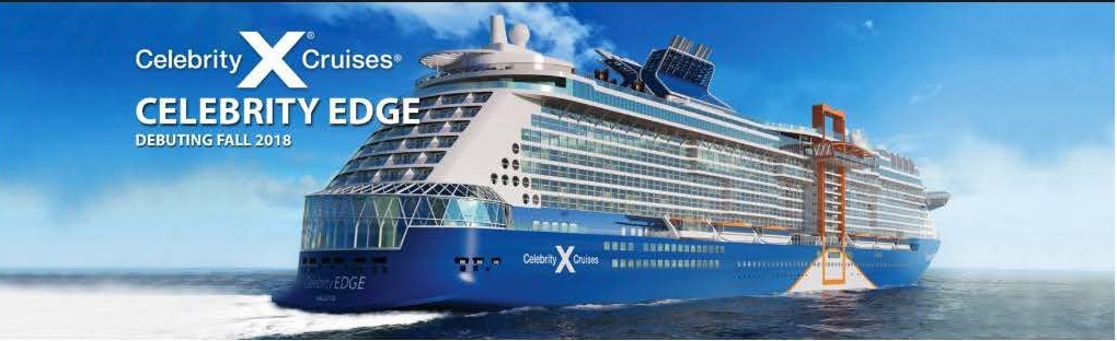 Celebrity Edge Luxury Cruise