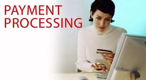 การชำระเงิน ( Payment Porcessing )