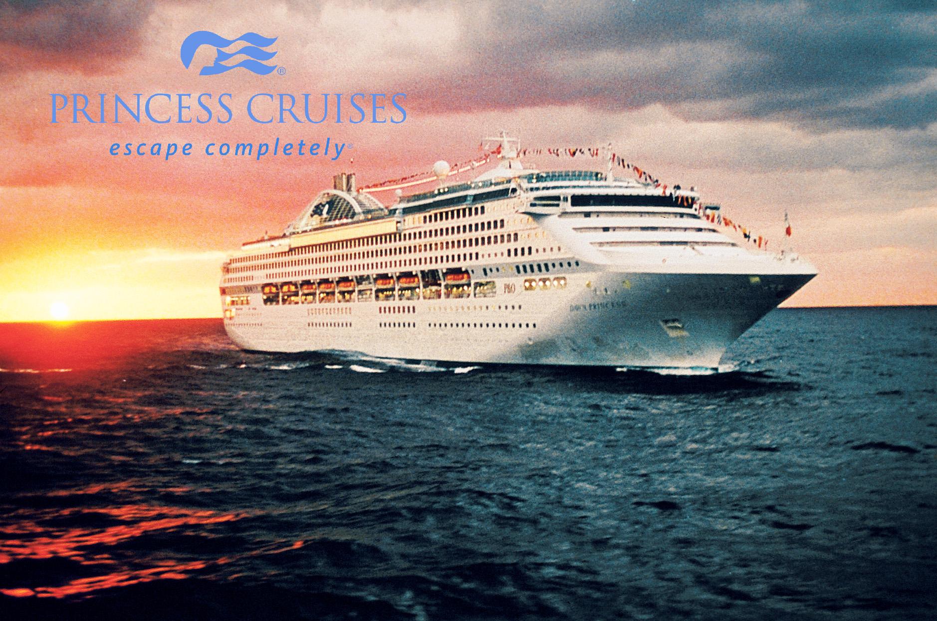 ทัวร์เรือสำราญ ปริ๊นเซส ครูซ Princes Cruises