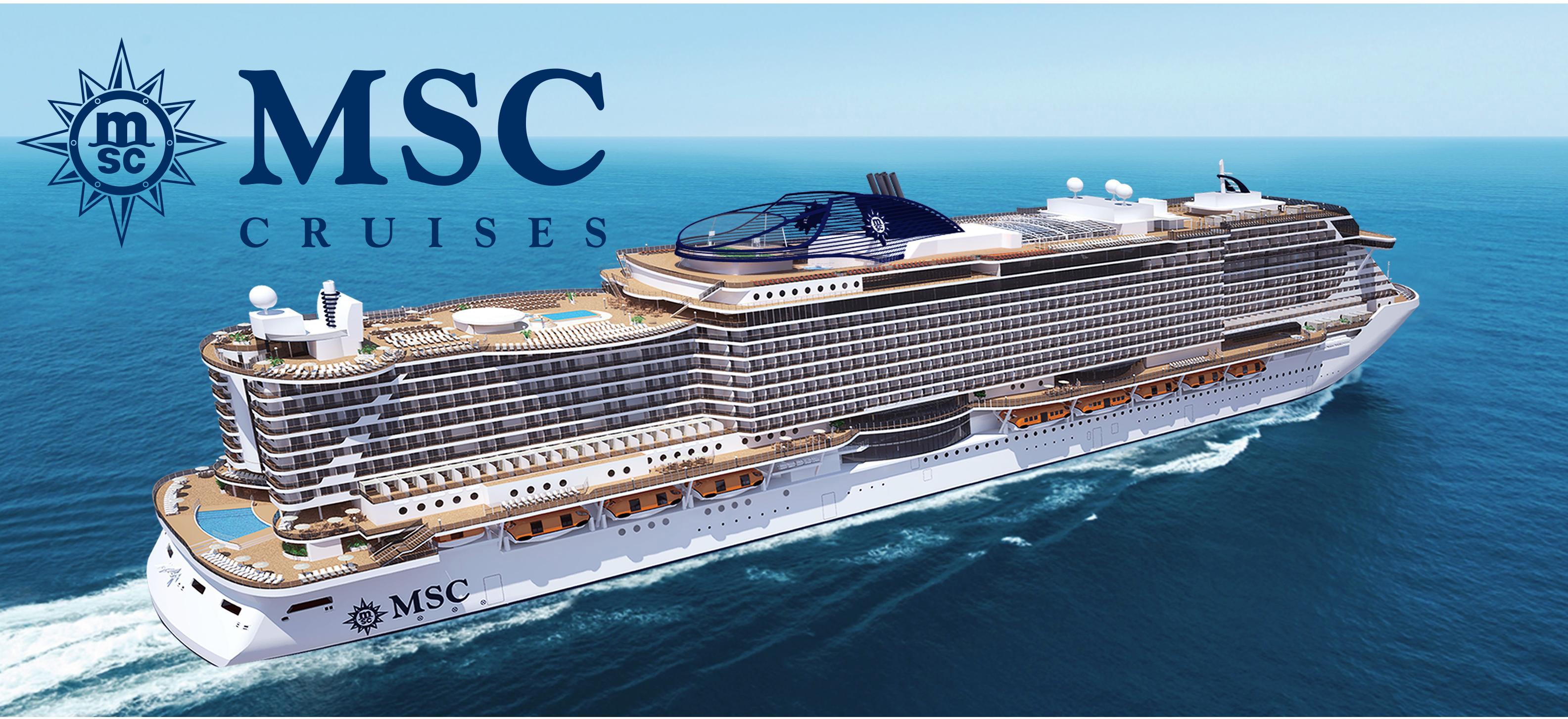 ทัวร์เรือสำราญ เอ็ม เอส ซี  MSC Cruises