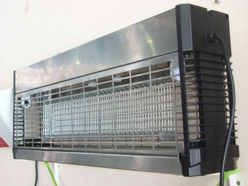 เครื่องไฟดักแมลง VASU รุ่น : VSO-20L/CS  บริษัท วสุทิพย์ จำกัด
