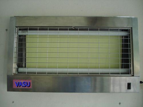 เครื่องไฟดักแมลงแบบกาว VASU รุ่น : VSP-20G/S บริษัท วสุทิพย์ จำกัด