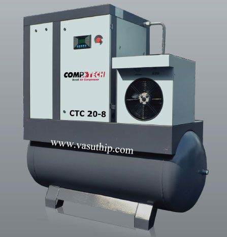 COMPTECH-Complete-Set-รุ่น-CTC-vasuthip-7.5HP-10HP-15HP-20HP