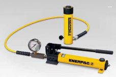 enerpac cylinder and hand pump hose set www.victorysystem.com tel 022358589
