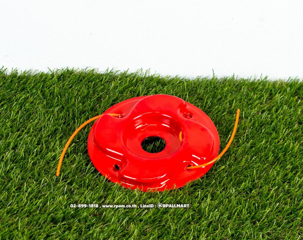 จานเอ็นตัดหญ้า พร้อมเอ็นตัดหญ้า 3 มิล 1.8 เมตร