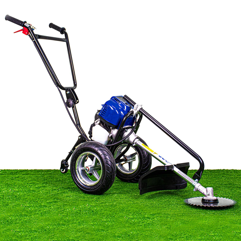 เครื่องตัดหญ้า ปุ่มกดสตาร์ท