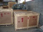 Beckham's cargo packing