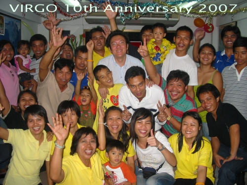 Our 10th Aniversary Party