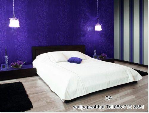 วอลเปเปอร์ห้องนอน