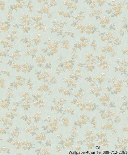 วอลเปเปอร์ลายดอกไม้วินเทจ-PS-05-04-4
