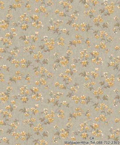 วอลเปเปอร์ลายดอกไม้วินเทจ-PS-05-07-1