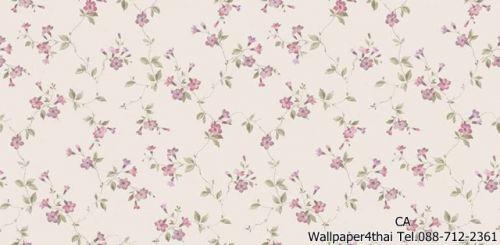 วอลเปเปอร์ลายดอกไม้วินเทจ-9804-1
