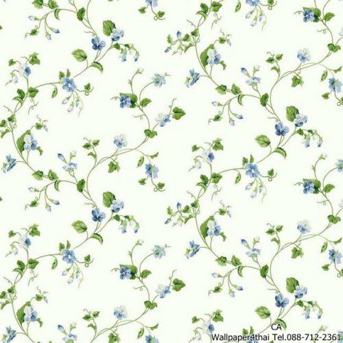 วอลเปเปอร์ลายดอกไม้วินเทจ-ER8111