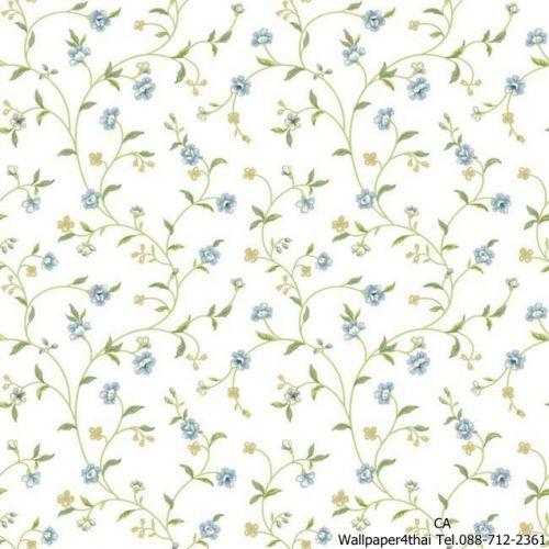 วอลเปเปอร์ลายดอกไม้วินเทจ-ER8186