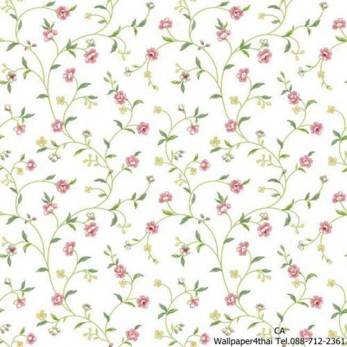 วอลเปเปอร์ลายดอกไม้วินเทจ-ER8188