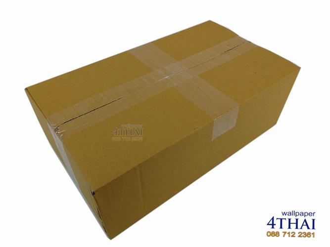 กล่องกรเะดาษใส่ครื่องมือติดวอลเปเปอร์ใช้เป็นภาชนะผสมกาว1