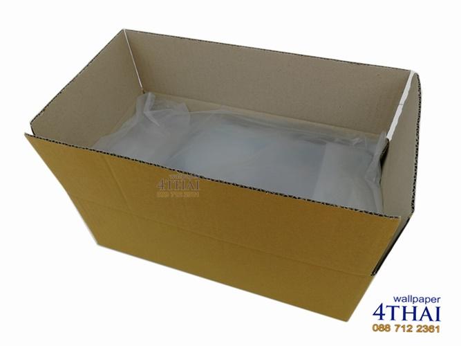 กล่องกรเะดาษใส่ครื่องมือติดวอลเปเปอร์ใช้เป็นภาชนะผสมกาว2