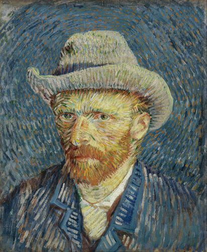 Vincent Van Gogh Wallcoverings