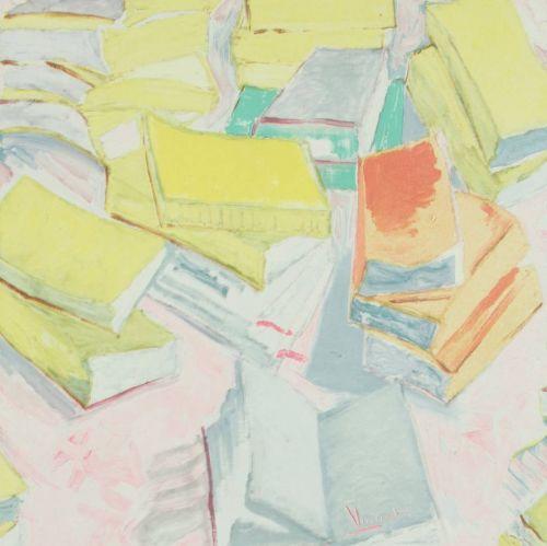 อลล์เปเปอร์คอลเคลชั่น Van Gogh_17190