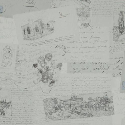 อลล์เปเปอร์คอลเคลชั่น Van Gogh_17202