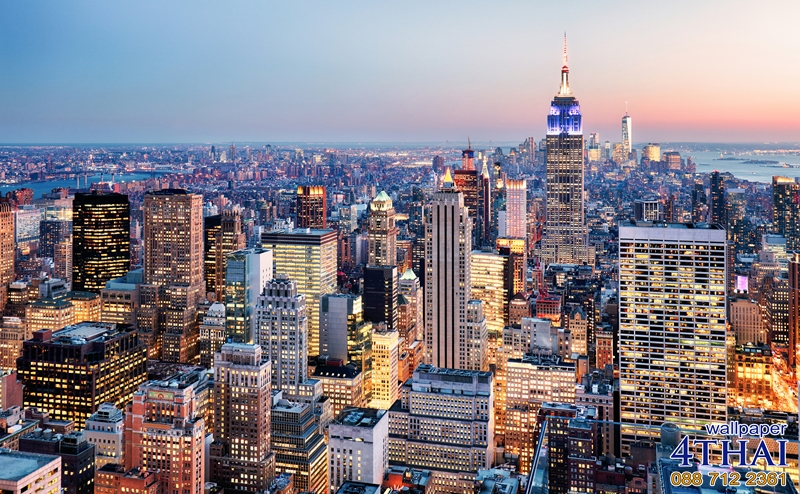 เมืองนิวยอร์ค