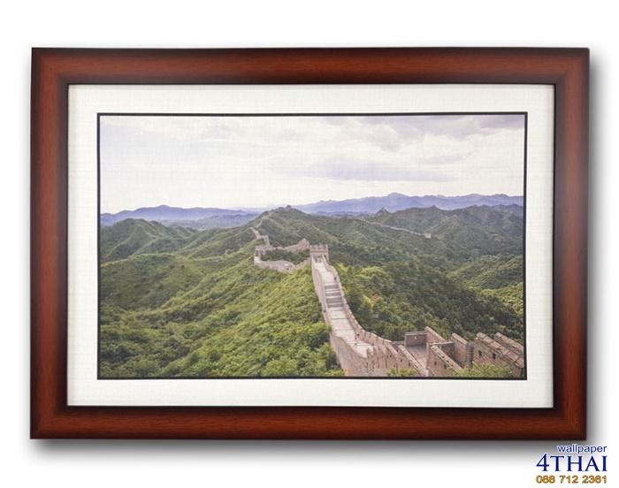 ภาพกำแพงเมืองจีน