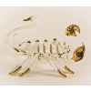 Hand Blown Glass Scorpion Gilt 1
