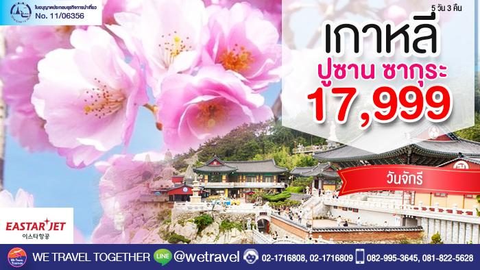 ทัวร์เกาหลี - สวนสนุก EVERLAND-หมู่บ้านโบราณบุกชนฮันอก-ถนนฮงแด – คาเฟ่ ONE PIECE CAFÉ - พลอยอะเมทิส พระราชวังชางด็อกกุง - DUTY FREE – ตลาดเมียงดง-