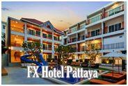 โรงแรม เอฟ เอ็กซ์ โฮเทล พัทยา : FX Hotel Pattaya