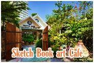 สเก็ต บุ๊ค อาร์ต คาเฟ่ พัทยา : Sketch Book art Cafe
