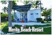 เมอร์ริโต้บีช รีสอร์ท หาดเจ้าสำราญ : Merito Beach Resort Chaosamran Beach