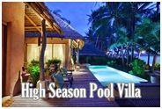 ไฮซีซั่น พูลวิลล่า รีสอร์ท เกาะกูด ตราด : High Season Pool Villa Resort KohKood