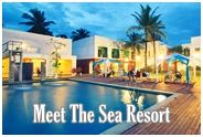 พบทะเล โฮเทล แอนด์ รีสอร์ท ตราด :  Meet The Sea Resort Trat